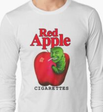 Red Apple Cigarettes Long Sleeve T-Shirt