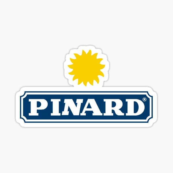 Pinard, ricard Sticker