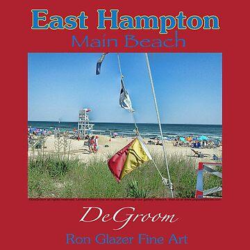 Main Beach Flags by Degroom