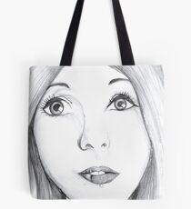 Kerli Portrait Tote Bag