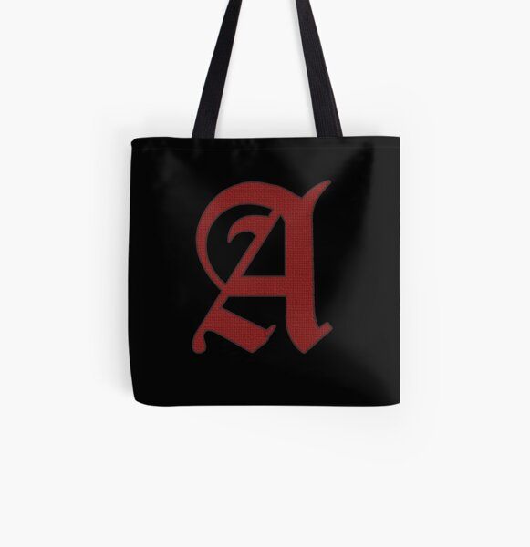 The Scarlet Letter All Over Print Tote Bag