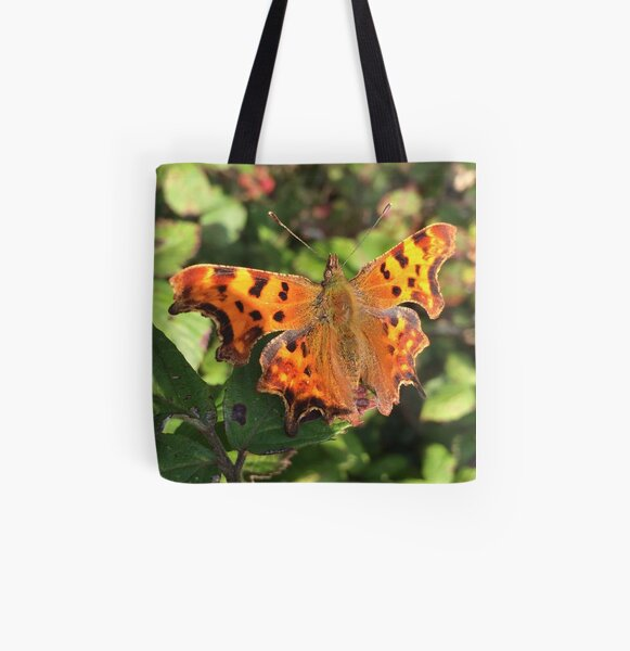 Moth/Butterfly in the Wild All Over Print Tote Bag