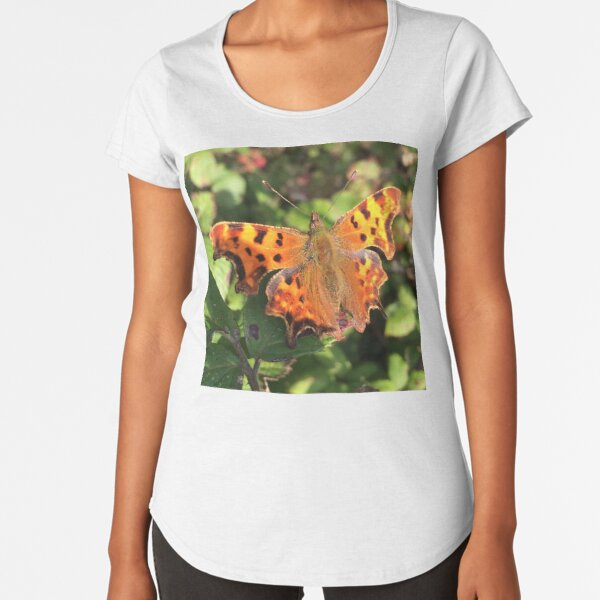 Moth/Butterfly in the Wild Premium Scoop T-Shirt