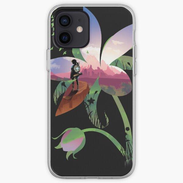 Wild Flower iPhone Soft Case