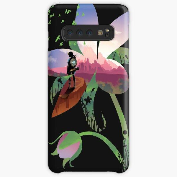 Wild Flower Samsung Galaxy Snap Case