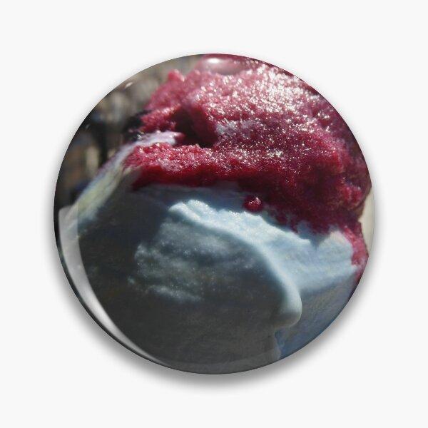 Bubblegum Ice Cream and Raspberry Sorbet Pin