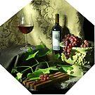 Pluribus Wine in Octagon by FrankSchmidt