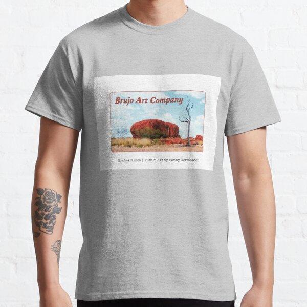 Brujo Art Company Logo Classic T-Shirt
