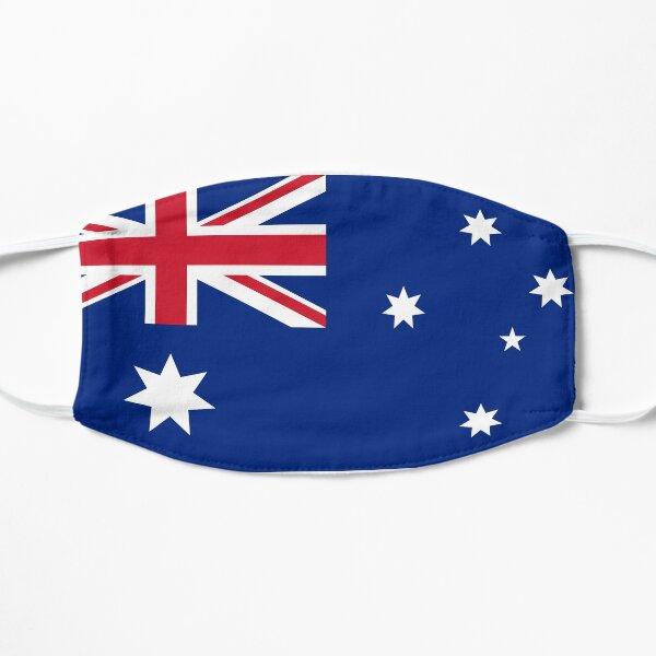 The Australian flag Flat Mask
