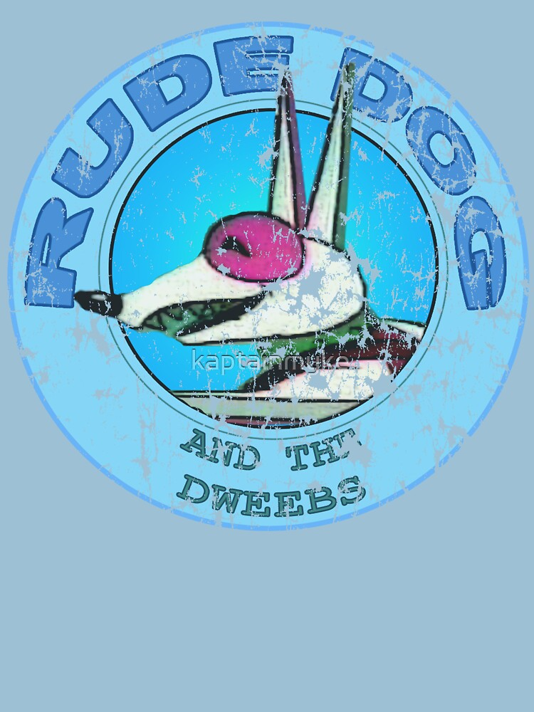 TShirtGifter presents: Rude Dog and the Dweebs | Unisex T-Shirt