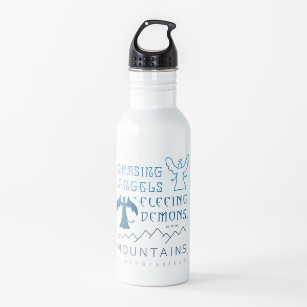 Go to the Mountains Water Bottle
