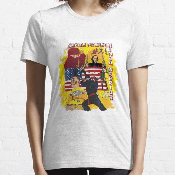 James Madison - Ninja Warrior! t-shirt Essential T-Shirt