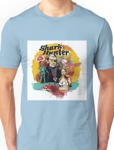 Thomas Jefferson - Shark Hunter! t-shirt T-Shirt