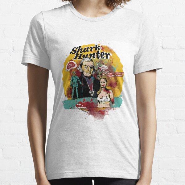 Thomas Jefferson - Shark Hunter! t-shirt Essential T-Shirt