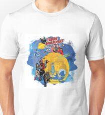 Teddy Roosevelt - Space Assassin! t-shirt Unisex T-Shirt