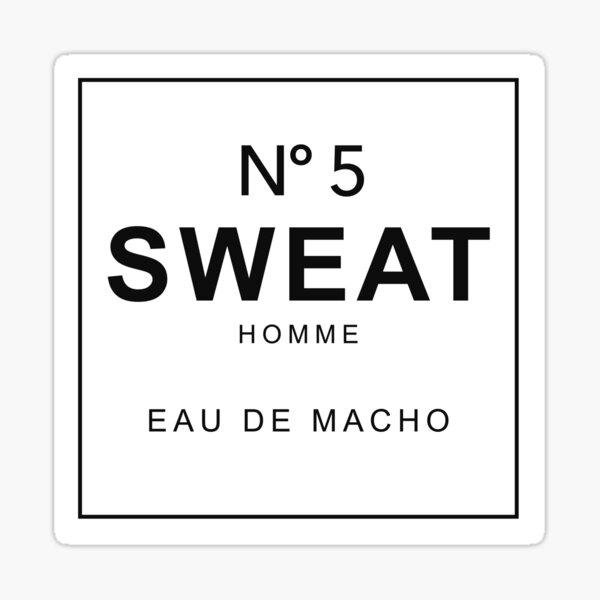 SWEAT N ° 5 Sticker