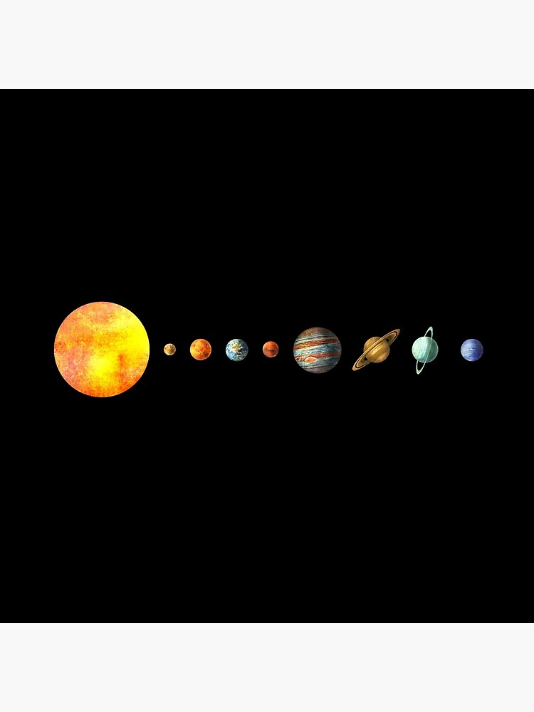 The Solar System by TerryFan