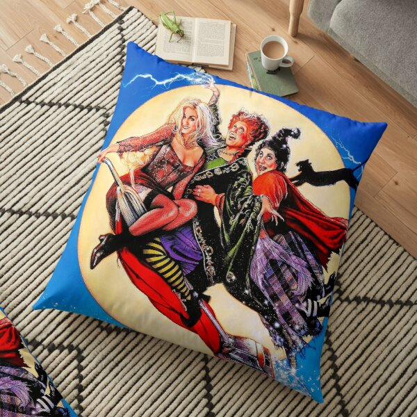 Hocus Pocus (1993) Floor Pillow