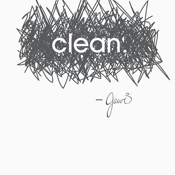 Clean. by jawidesign