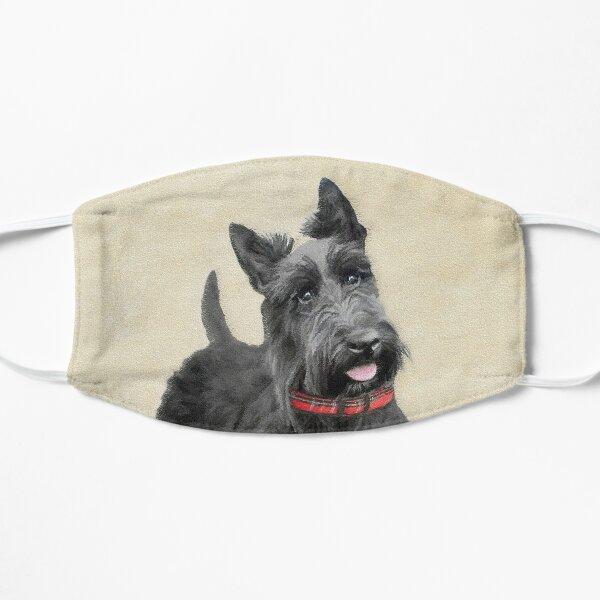Scottish Terrier Flat Mask