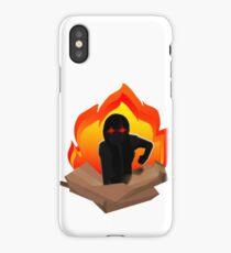 Box Smash iPhone Case/Skin