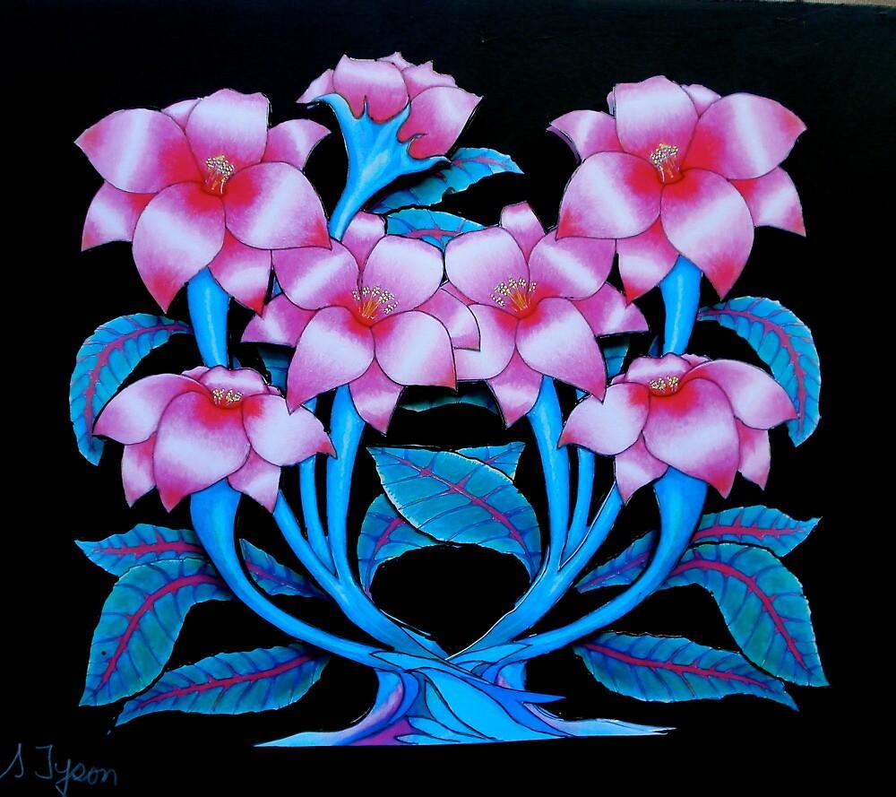 Flowers B by sytyson