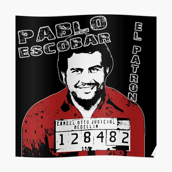 Pósters: Pablo Escobar