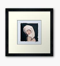 Estudio femenino N.3 Framed Print