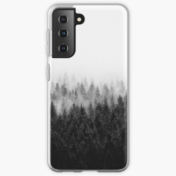 High And Low Samsung Galaxy Soft Case