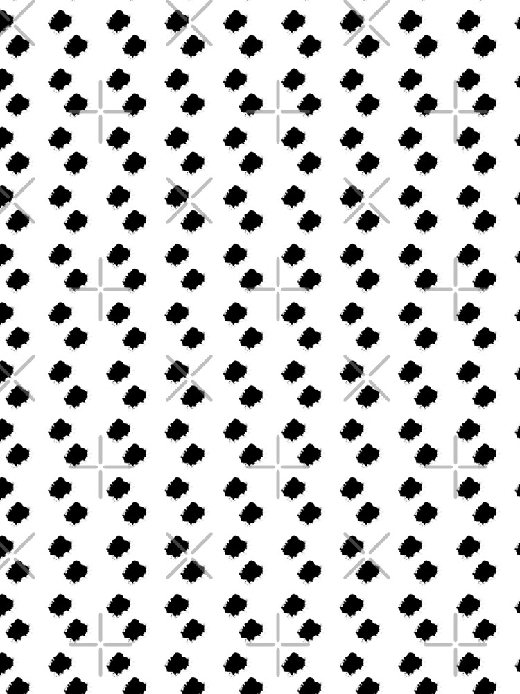Marko Style Design patterns Black And White by bazine4fitness