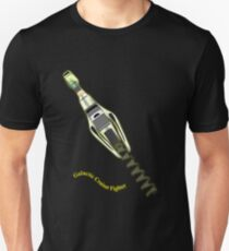 A Combination Galactic Cruiser/Fighter T-shirt design Unisex T-Shirt