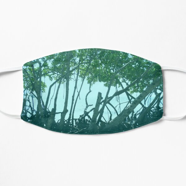 Mangrove Trees in Belize Mask