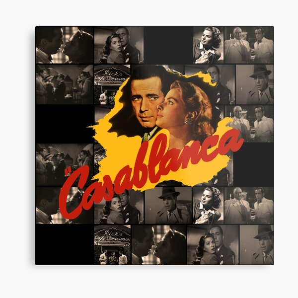 Casablanca  Metal Print