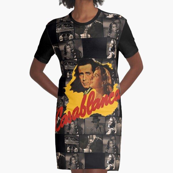 Casablanca  Graphic T-Shirt Dress