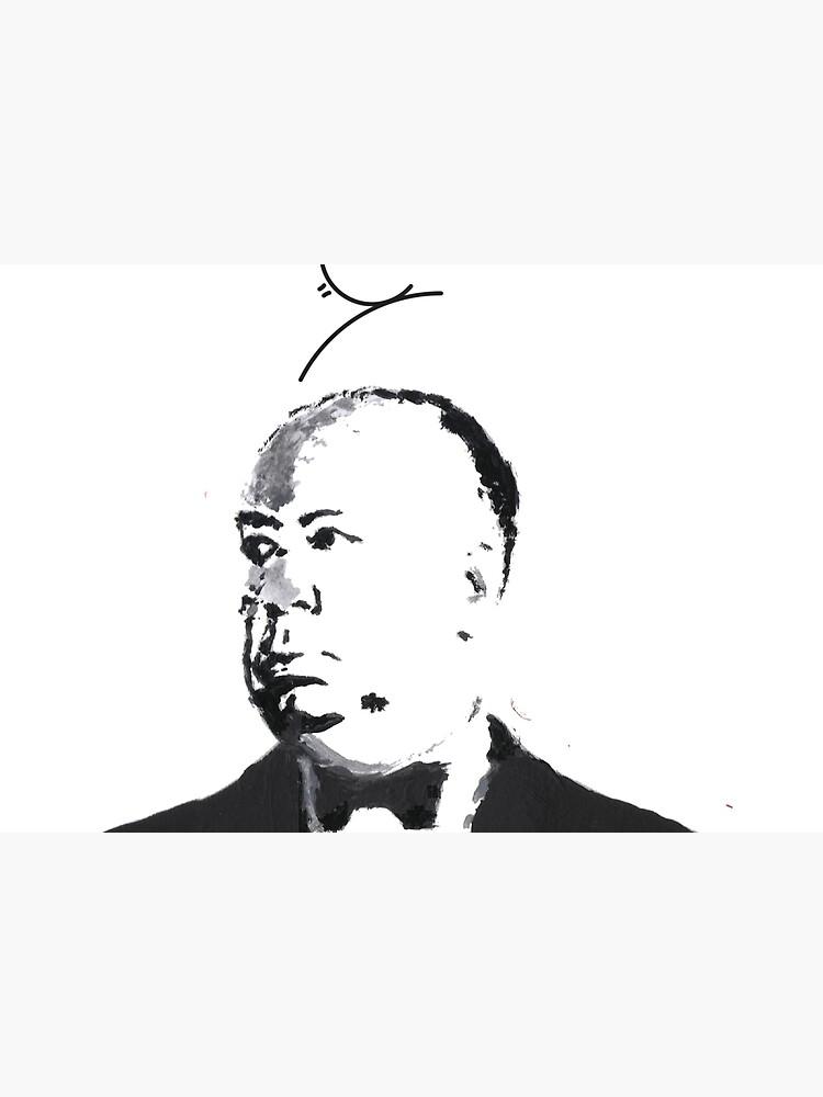 Alfred Hitchcock - Fan Art III by photon82