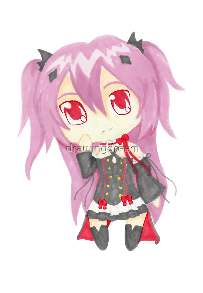 Krul Tepes by drawingdream