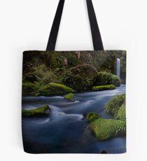 Omanawa River Run Rocks Tote Bag