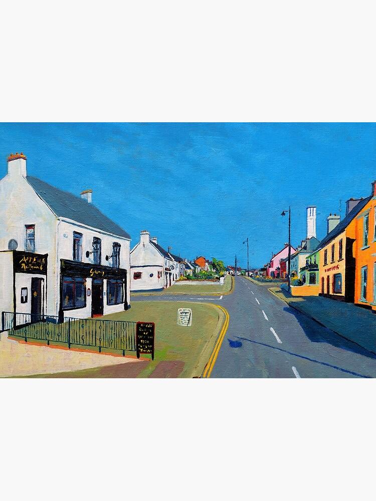 Enniscrone Pubs, County Sligo, Ireland by eolai