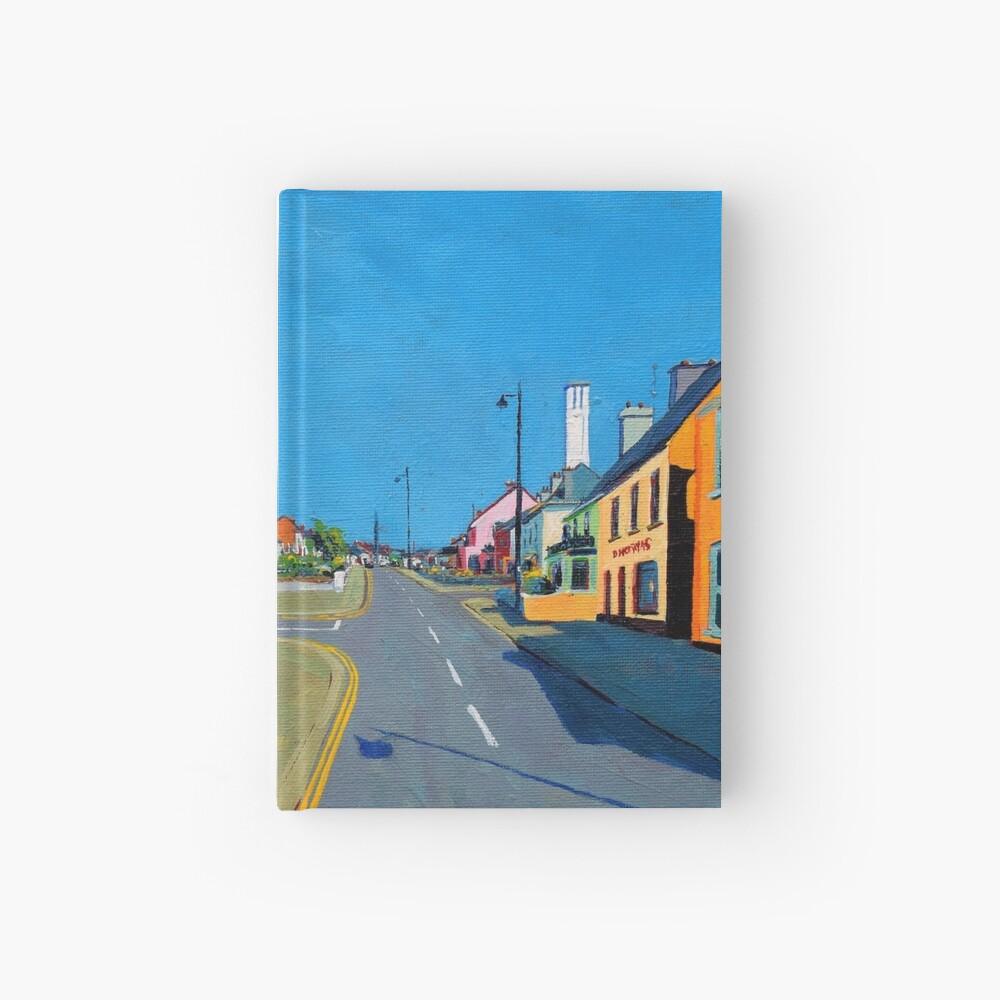 Enniscrone Pubs, County Sligo, Ireland Hardcover Journal