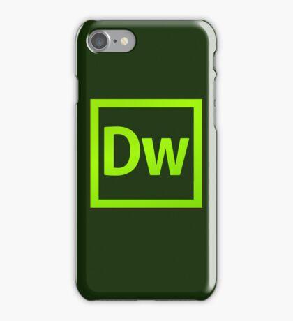 DreamWeaver CS6 Logo iPhone Case/Skin