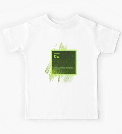 DreamWeaver CS6 Splash Screen Kids Clothes