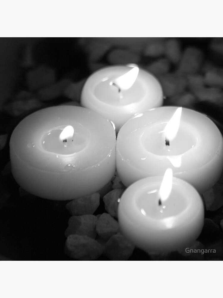 Candles 1 by Gnangarra