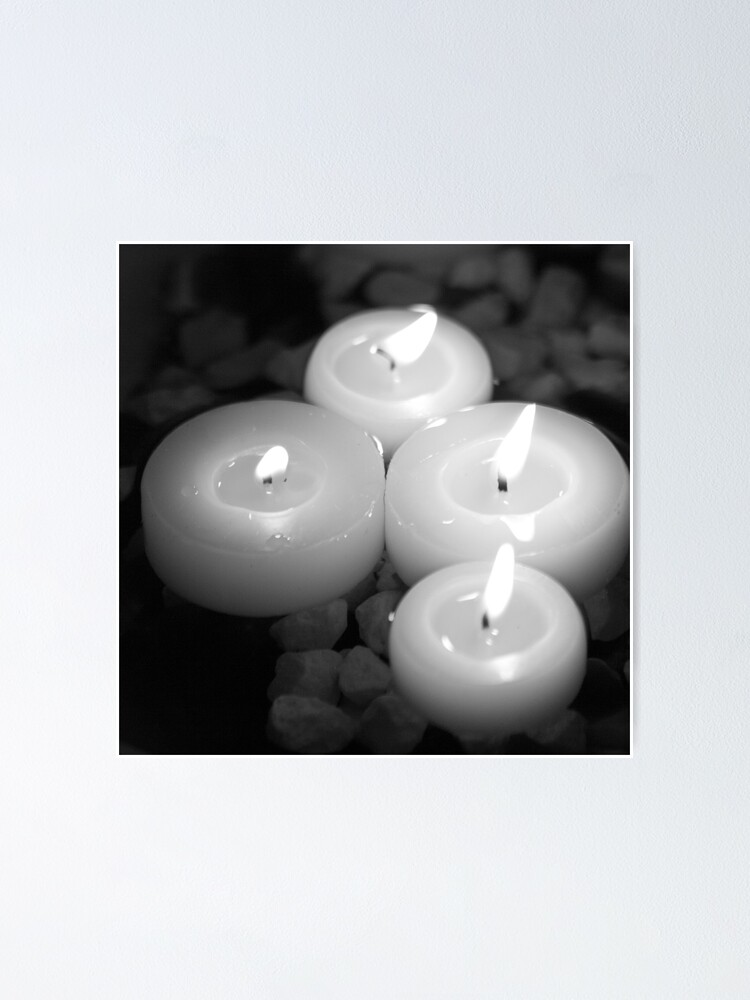 Alternate view of Candles 1 Poster