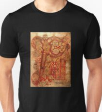 Page from the Book of Kells Unisex T-Shirt