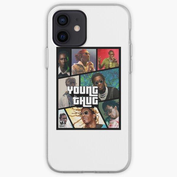 Young Thug - GTA V Funda blanda para iPhone