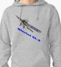 Royal Flying Corps Bleriot XI-2 T-shirt Pullover Hoodie