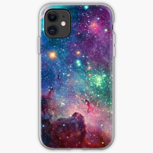 Galaxy iPhone Soft Case