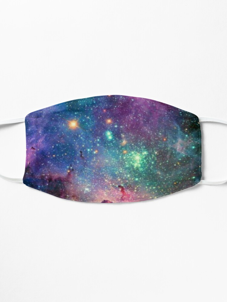Alternate view of Galaxy Mask