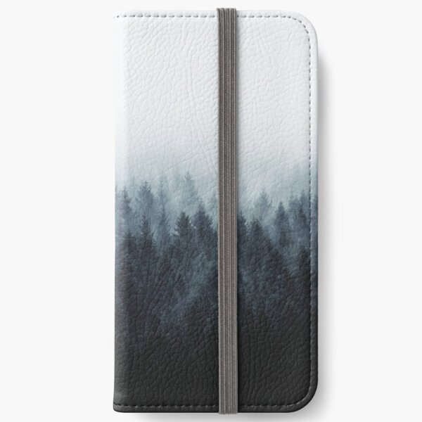 High And Low iPhone Wallet