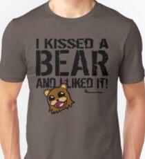 I Kissed a Bear T-Shirt
